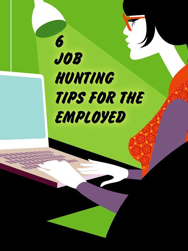 careers job hunting tips
