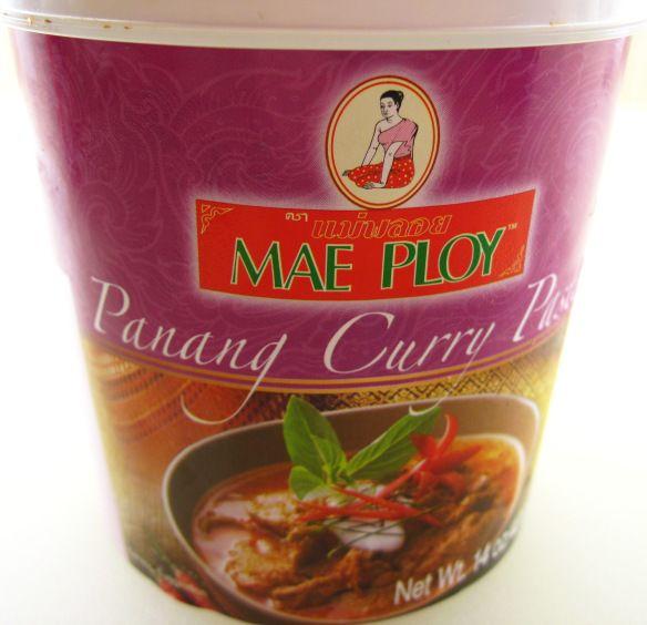 Panang Curry Paste   Thai   Pinterest