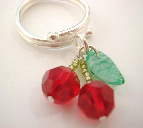 Cherries Ring