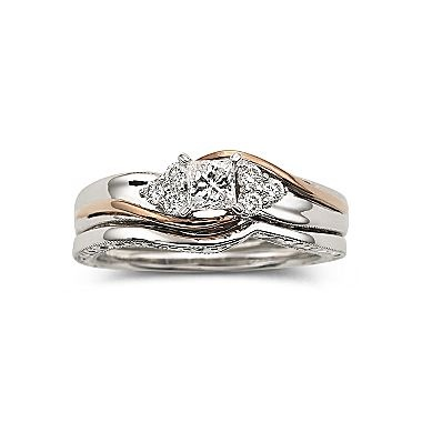 jcpenney bridal sets rings wedding ring sets