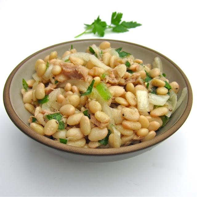 White bean and tuna salad | Recipes - Tried and Tested | Pinterest