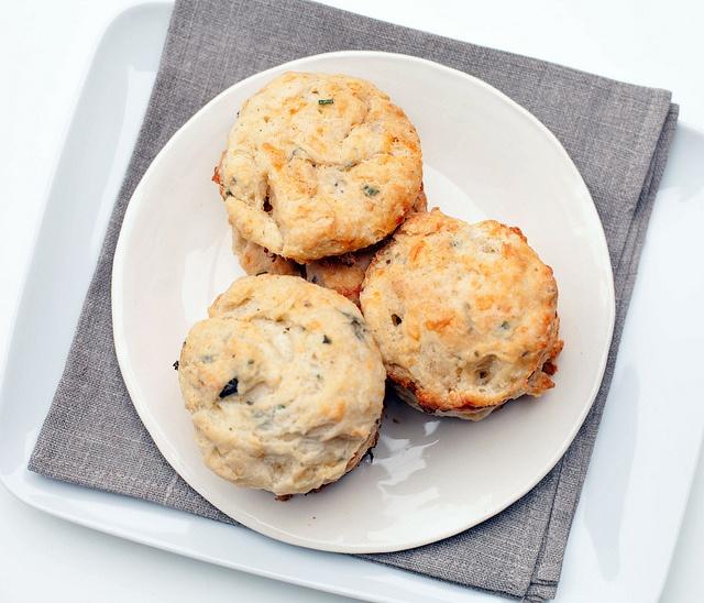 herb-gruyere biscuits | Bread | Pinterest
