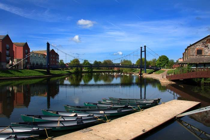 Exeter Quay Day Trips Pinterest
