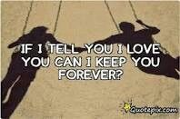 Can I Keep You Forever Quotes