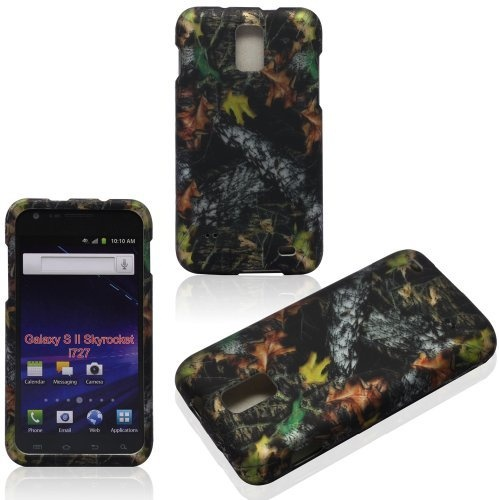 2D Camo Stem Samsung Skyrocket i727/ Galaxy S II AT Case Cover Hard ...