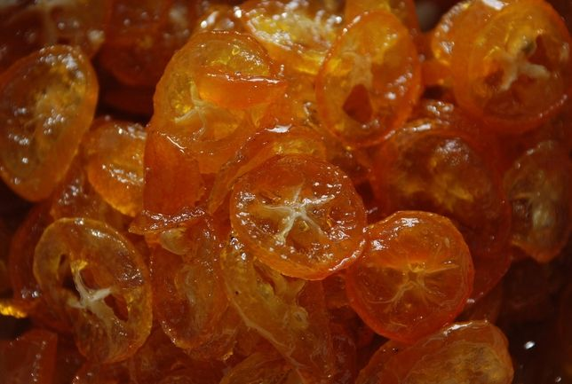 candied kumquats and other awesome and quick recipe gift ideas