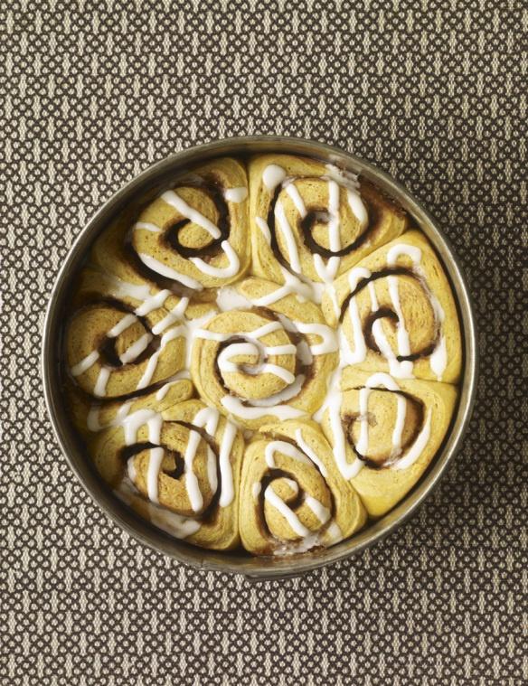 pumpkin cinnamon rolls   Baked Goods (Scones, Breads, etc)   Pinterest