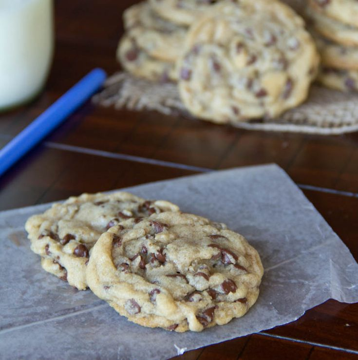 Perfect Chocolate Chip Cookies | Dinners, Dishes, and Desserts
