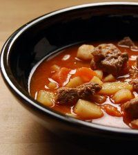 Hungarian Goulash soup | My Heritage | Pinterest