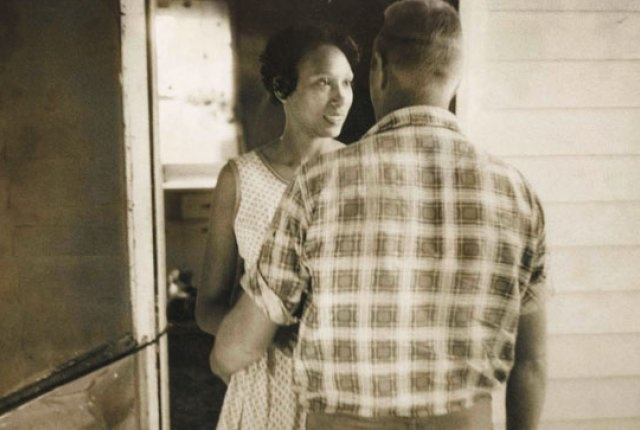 Richard and mildred loving such an amazing couple r i p mr and mrs