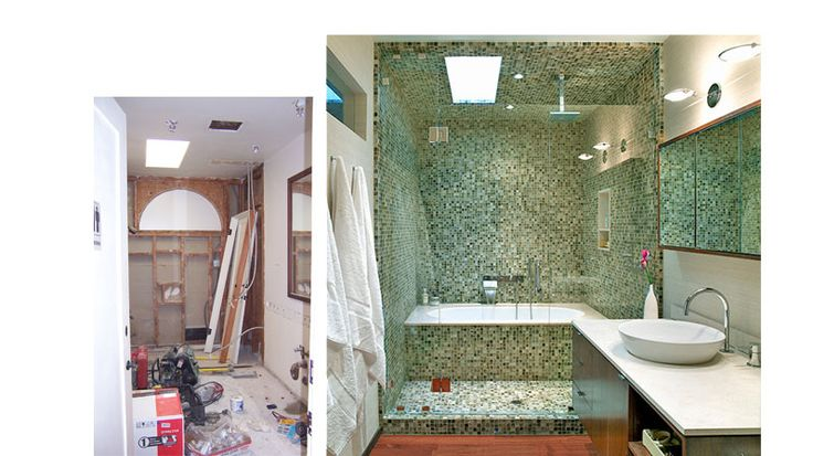 Small narrow bathroom remodel Bathroom ideas Pinterest