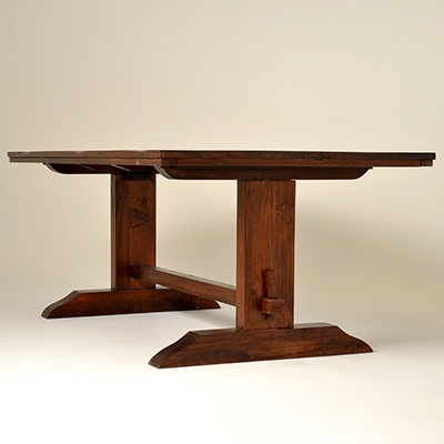 More Like This Trestle Dining Tables Dining Tables And Mango
