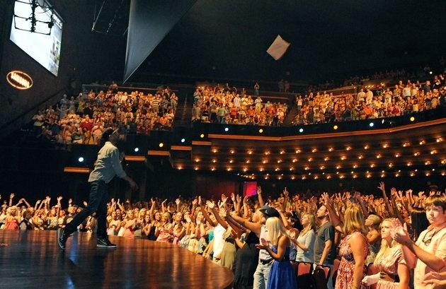 nashville concerts memorial day 2014