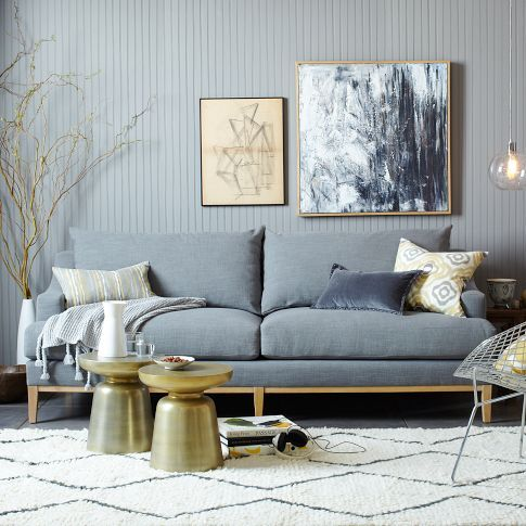 West Elm Living Room Pinterest