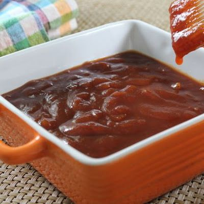 Tennessee Whiskey Barbecue Sauce Recipe Recipe - Key Ingredient