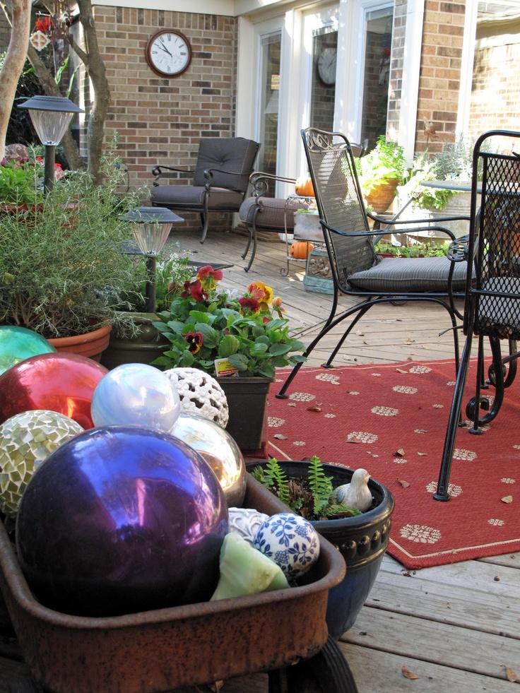 Whimsical Garden Art Photograph Whimsical Garden Art