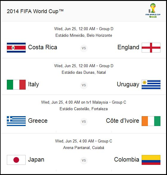 uber cup 2014 japan vs malaysia