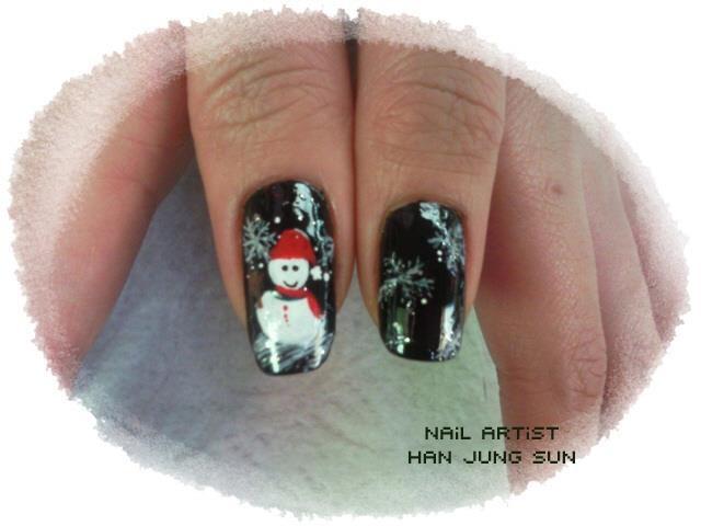 Nail Art Design | Korean Nail Art | Pinterest