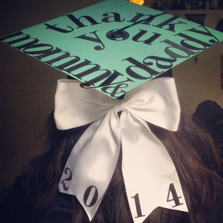 diy graduation cap decoration college life pinterest