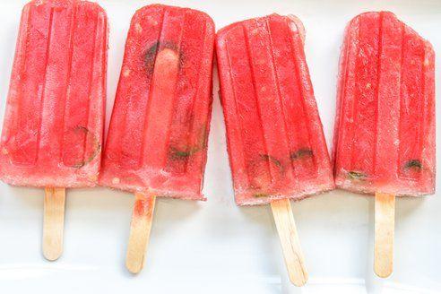 Watermelon Jalapeño Popsicle Recipe