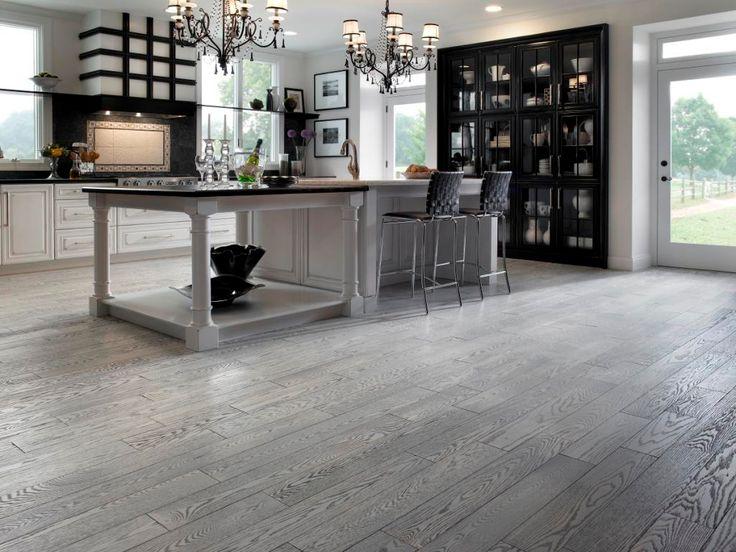 Best Gray Oak Floors Kitchen Pinterest 400 x 300
