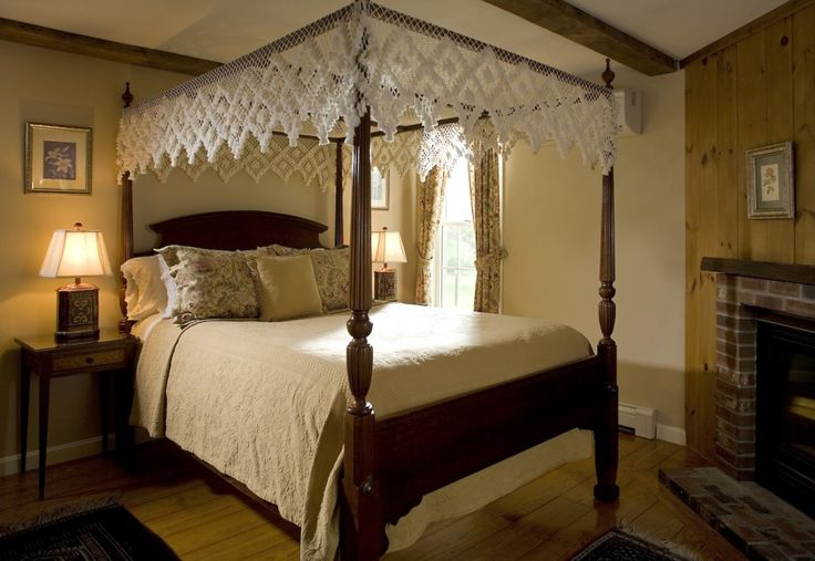 A Romantic Canopy Bed Luxury Canopy Bed Canopy Beds