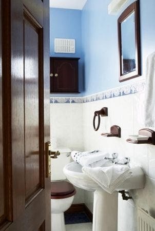 How To Install A Bathroom Sink Bath And Laundry Pinterest
