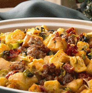 Italian Sausage Stuffing from Johnsonville might be your family's new ...