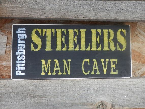 Man Cave Signs Cheap : Steelers man cave ideas joy studio design gallery best