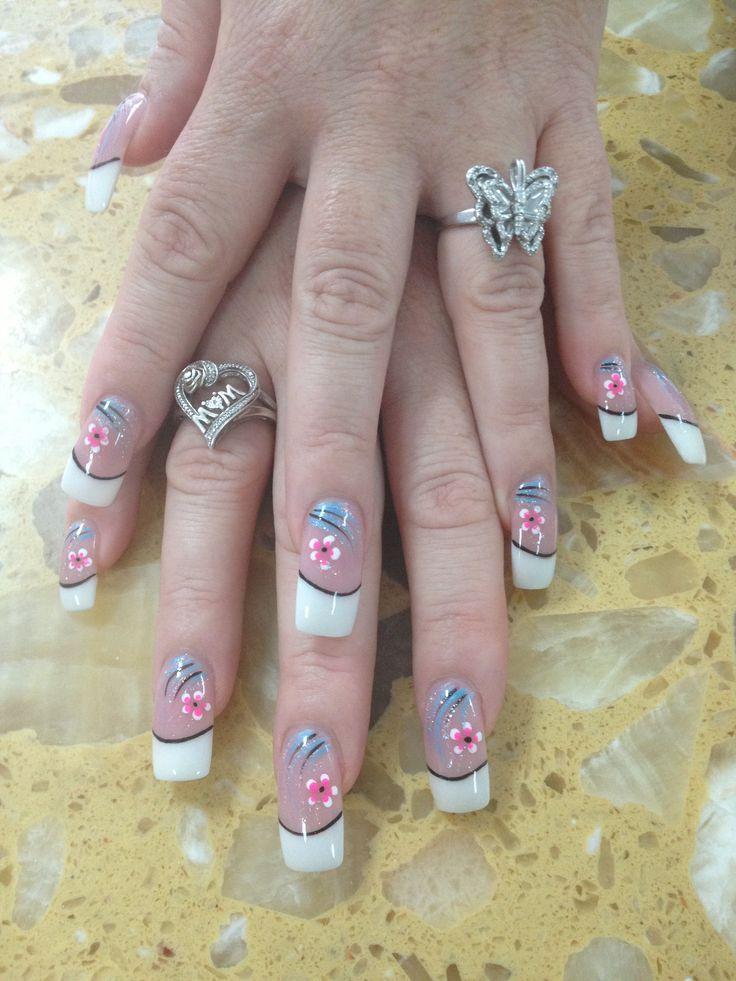 Country nail Selden NY | Nail design by Jennifer | Pinterest