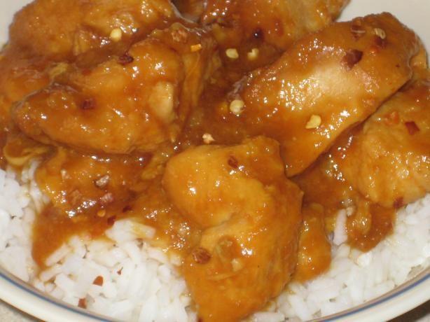 Crock Pot Orange Chicken | Recipe