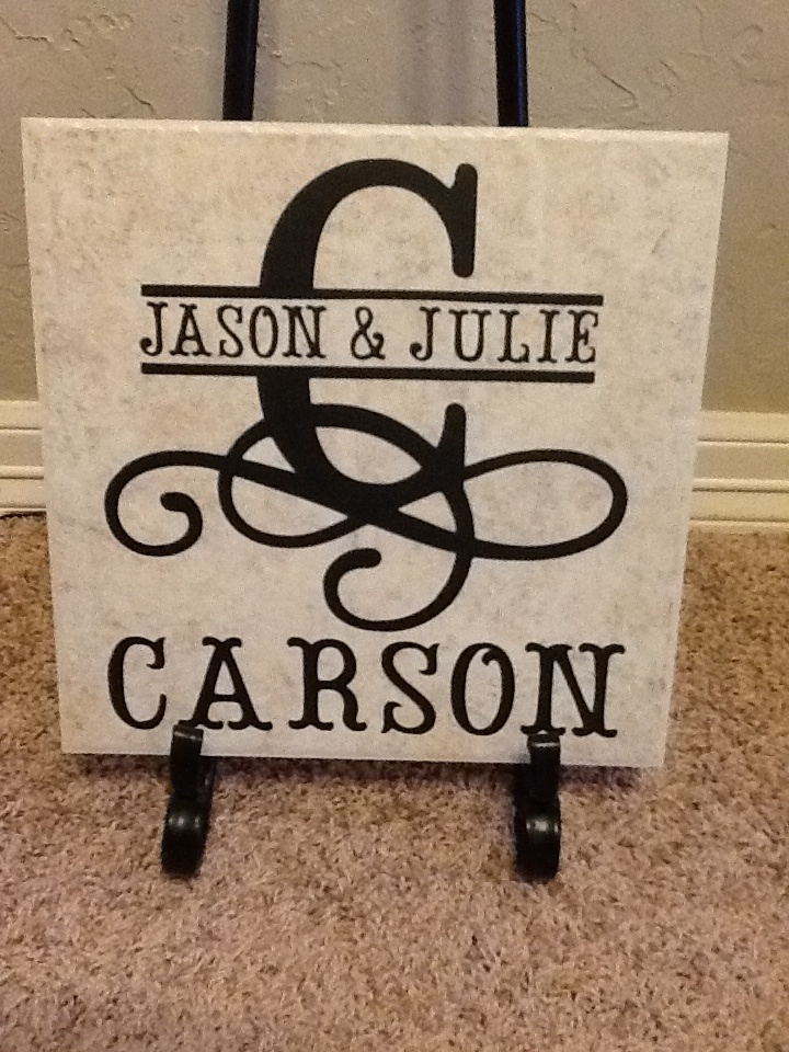 Wedding Gift Ideas Using Cricut : Made with my cricut and cricut craft room Deco + Crafts I Love ...