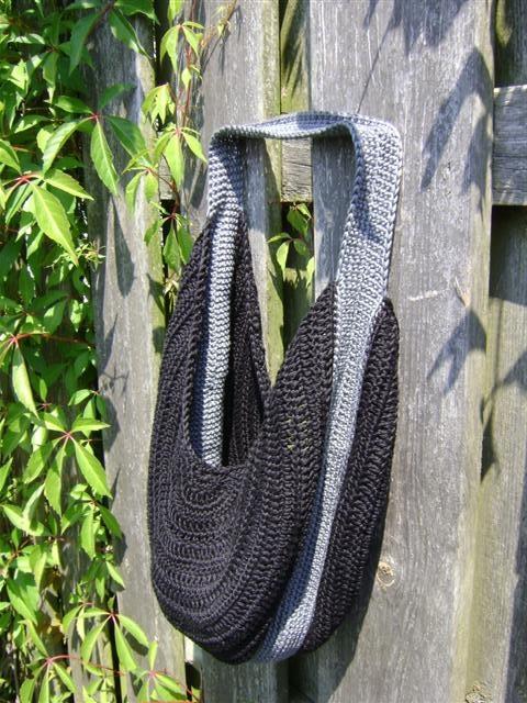 Summer Sling Bag | Crochet Gypsy | Pinterest