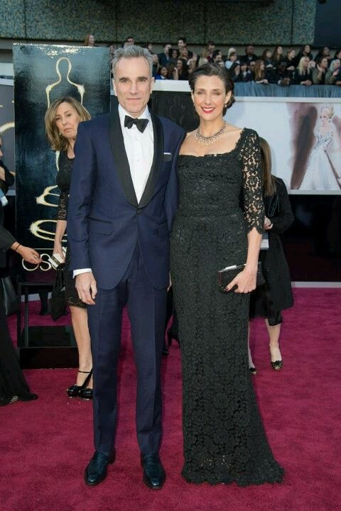 Daniel Day-Lewis and Rebecca Miller   Silver Screen ...