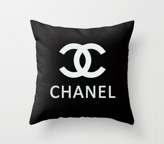Chanel Pillow cover 18x18 inch- Decorative Cushion Cover Accessories