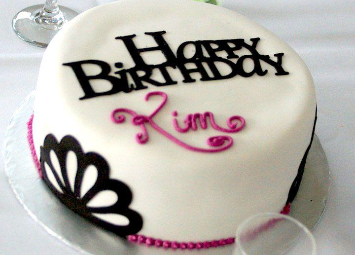 Happy Birthday Cake Kimberly Alexandra Bartlett