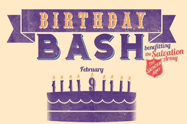 salvation army birthday parties