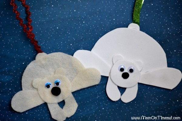 Polar bear crafts google search crafts