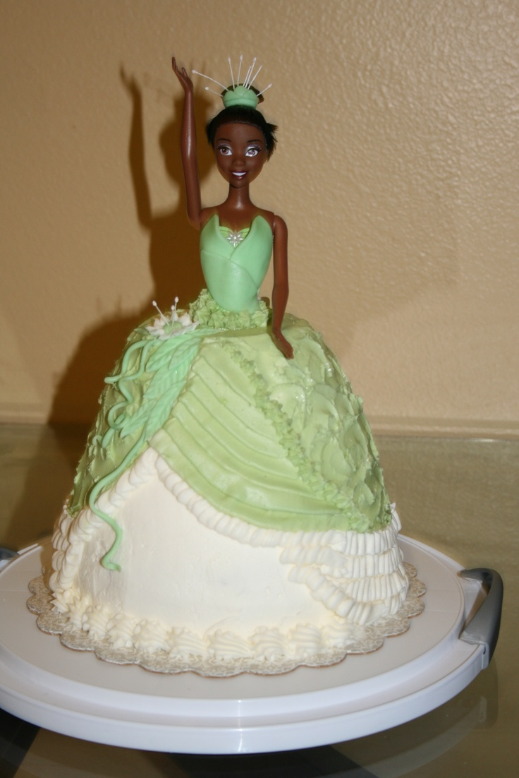Princess Tiana Cake Pictures : Princess Tiana cake Birthday Ideas for Daughter Pinterest