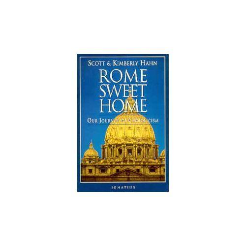 books rome sweet home journey catholicism scott hahn