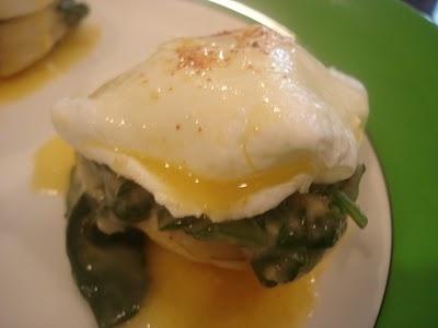 Sasha's Kitchen: New Orleans Style Eggs Sardou