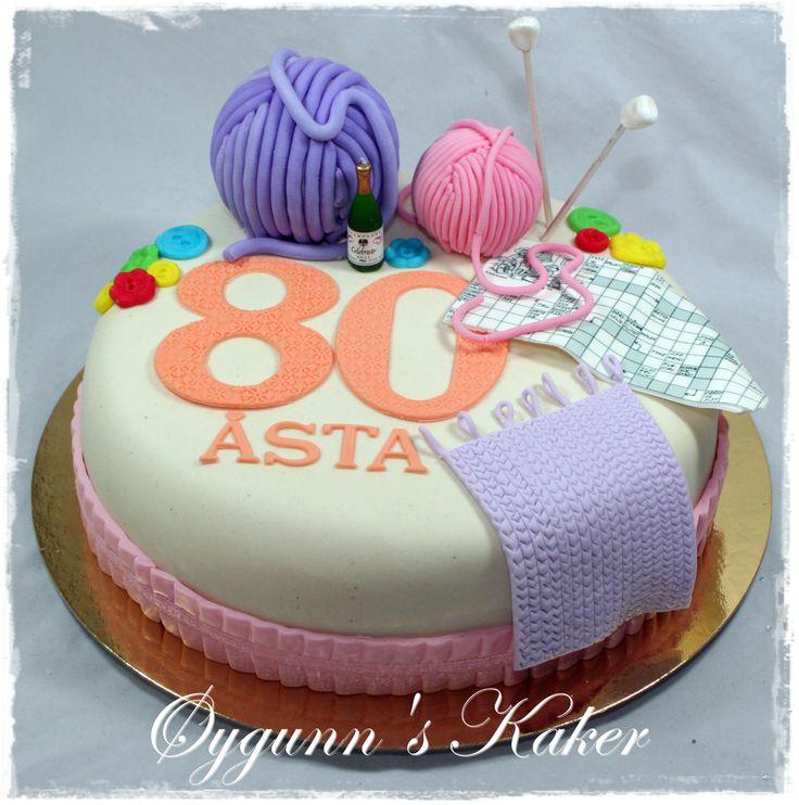 Knitting Cakes : Pinterest