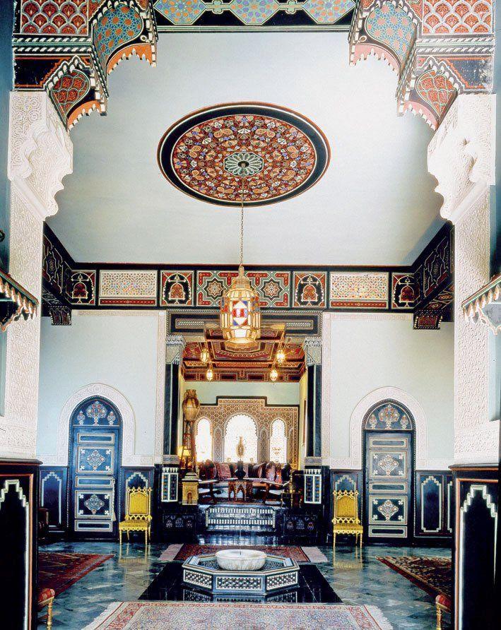 Moroccan Style Interior