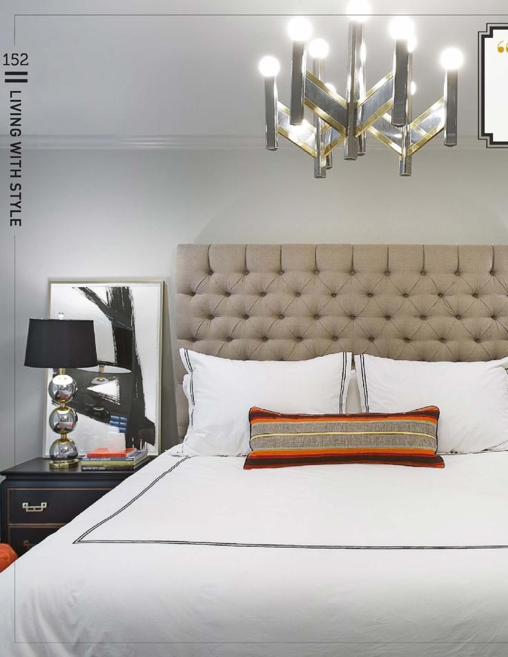 Bedroom light gray walls house inspiration pinterest - Light gray bedroom ...