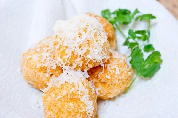 Fried Mac n Cheese Balls | Cooking | Pinterest
