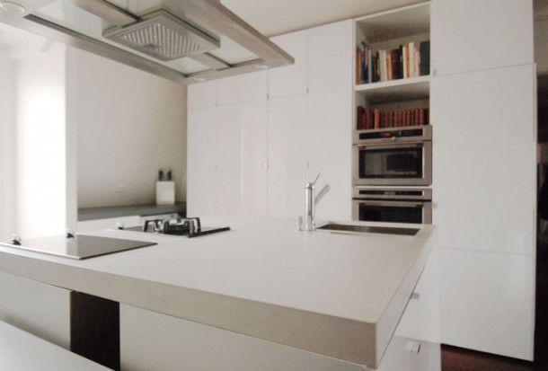 Beton Cire Keuken : Keuken witte beton cir? Door Denize House Pinterest