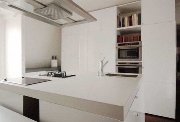 Witte Keuken Beton Blad ~ ConSEnzA for .