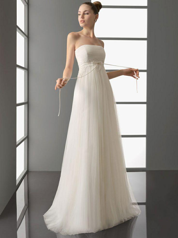 Beautiful second wedding dress simple wedding dress pinterest