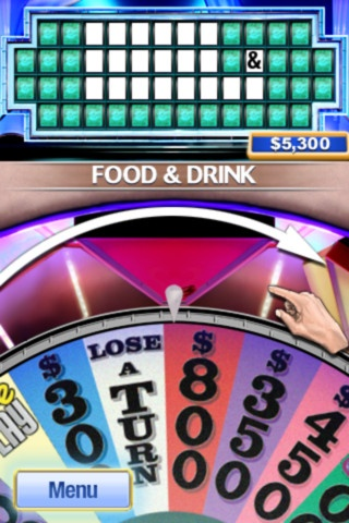 free wheel of fortune app for iphone