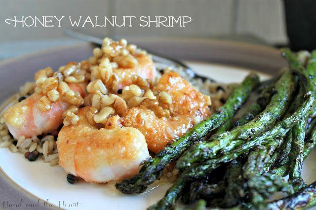 Honey Walnut Shrimp | Eats | Pinterest
